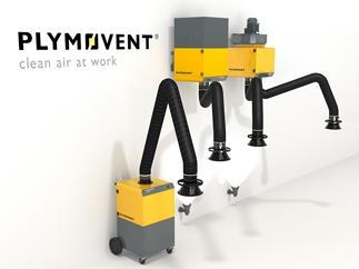 Plymovent : Goline, la nouvelle série de produits d'entrée de gamme excitante de Plymovent !
